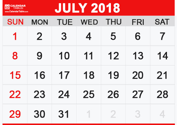 Calendar-July-2018-Landscape-Featured